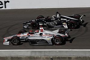 IndyCar Noticias Carpenter lamenta que no atacó a Power en pos del triunfo