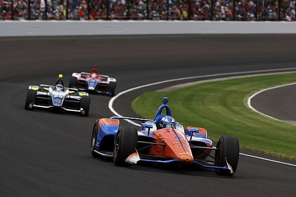 IndyCar Fin stratège, Dixon s'offre la troisième place à Indy