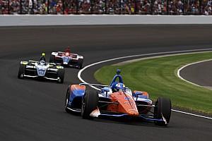 IndyCar Réactions Fin stratège, Dixon s'offre la troisième place à Indy