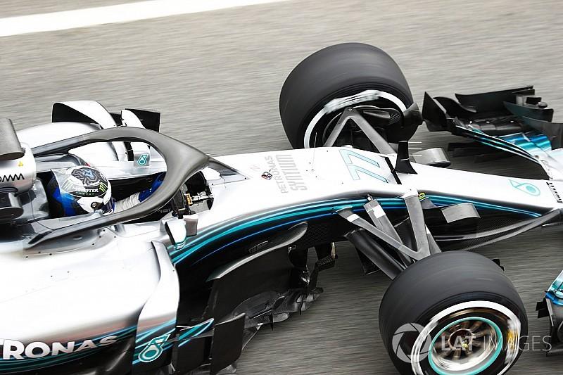 Mercedes: non è piaciuta la gomma Hard scartata per la Spagna