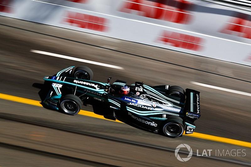 Эванс и Jaguar завоевали первый поул в Формуле E