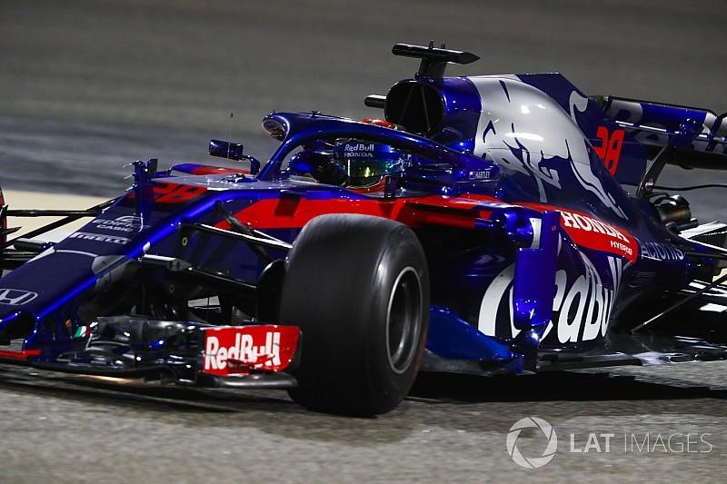 """Honda está """"aumentando sus opciones"""" de un acuerdo con Red Bull"""