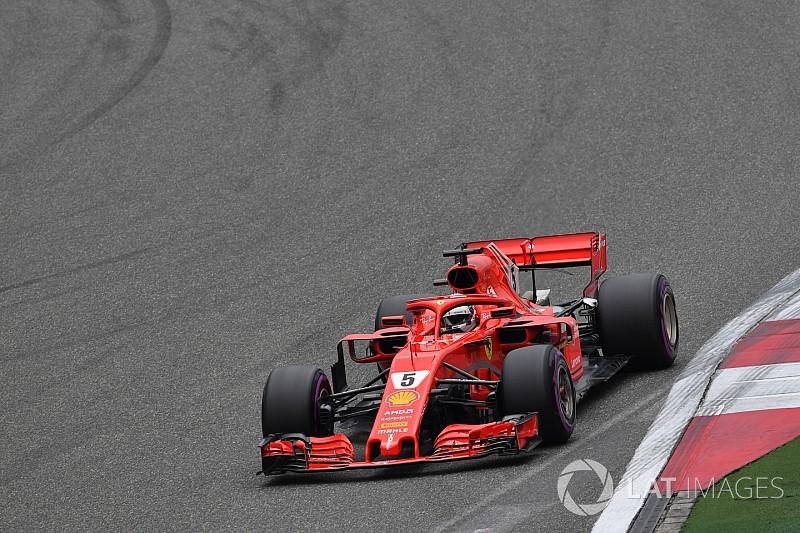 Vettel não esperava diferença tão grande sobre Mercedes