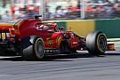 5番手のベッテル「バランスが悪かった。SF71Hは速さを秘めている」