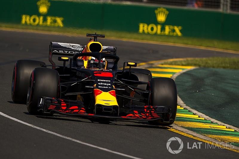 Ricciardo, kendisine verilen ceza nedeniyle sinirli