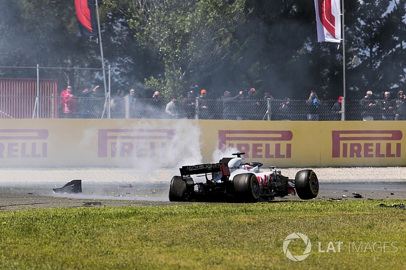 Beste teamradio Spanje: Grosjean in de hoofdrol