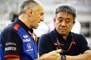 Forma-1 Motorsport.com hírek A Toro Rosso a Honda gondolkodásmódját is megismerteti a dolgozóival