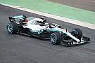 Формула 1 «Мы добились прогресса во всем». Хэмилтон о новой машине Mercedes