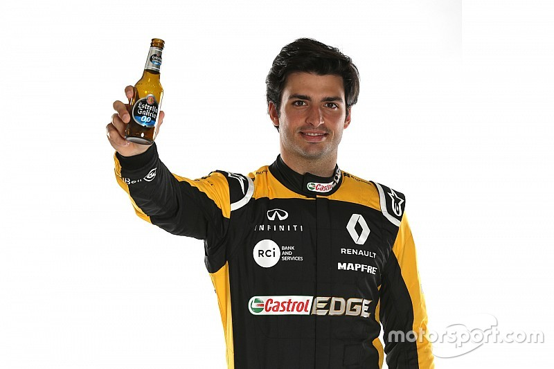 """Sainz: """"Todo el trabajo hecho en Renault es muy motivador"""""""