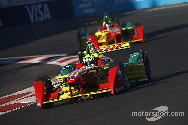 Team loses victory in Formula E premiere in Mexico