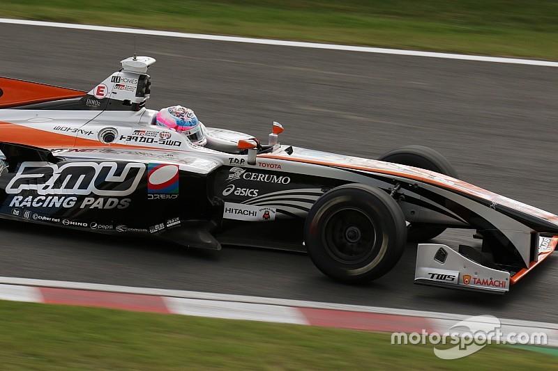 Suzuka Super Formula: Kunimoto takes title, Vandoorne wins final race