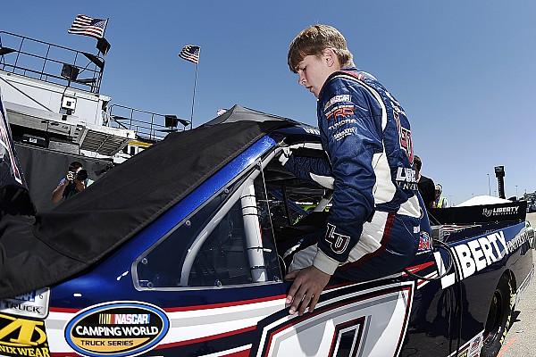 Five things to watch in NASCAR Truck race at Iowa