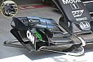 Технический брифинг: переднее крыло MP4-31