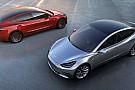 'Tesla start pas eind 2018 met levering Model 3'