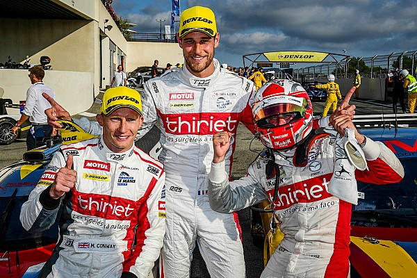 European Le Mans ELMS第4戦、TDSレーシングが連勝でランキングトップに浮上