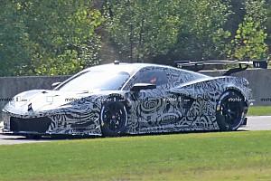 La Corvette C8.R impressionne à Sebring