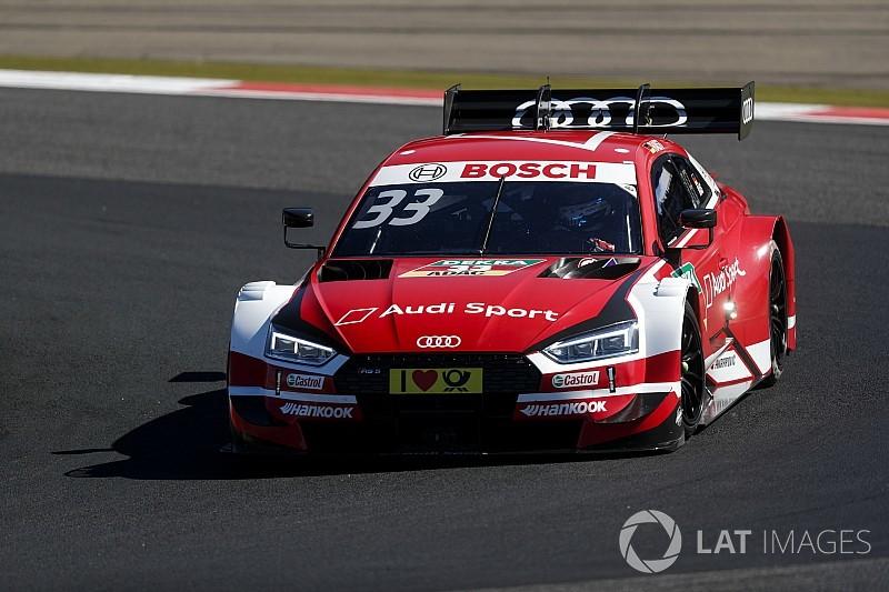 Rast volvió a llevarse la pole en Nurburgring