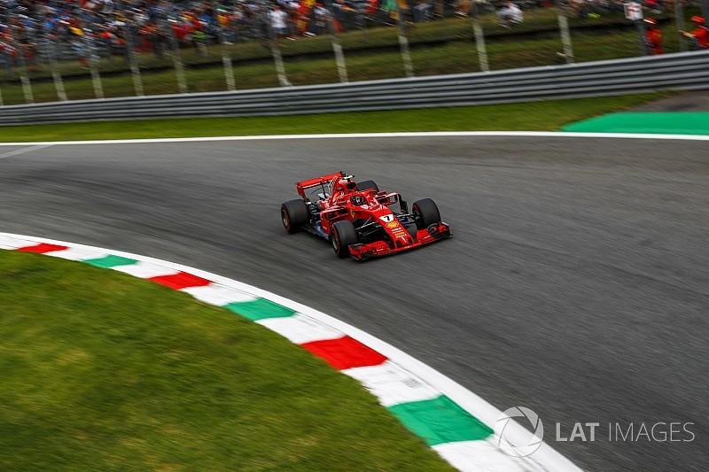 Räikkönen pályabemutató videója a hivatalos F1-es játékban: Monza
