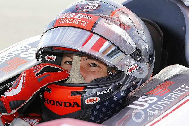 """Marco Andretti: """"If I won the Indy 500 I'd cry, probably"""""""