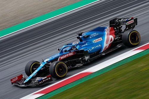 Alpine no impedirá que Zhou firme por Alfa Romeo para la F1 2022