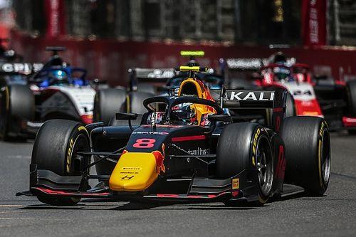 F2: Vips conquista vitória em corrida acidentada em Baku; Drugovich é 10º