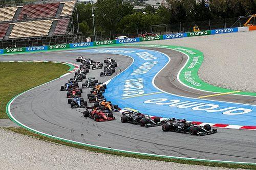 """F1 - Leclerc explica ultrapassagem sensacional sobre Bottas no GP da Espanha: """"Não foi planejado"""""""