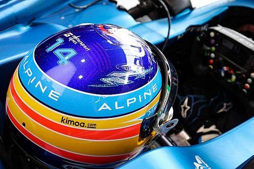 Fernando Alonso, 40 ans en Hongrie, se sent comme à ses 25 ans