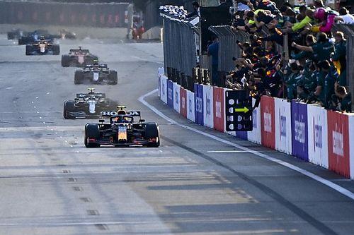 Perez came close to retiring car before late Baku victory