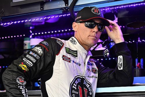 Kevin Harvick agrees to two-year contract extension with SHR