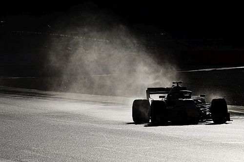 Red Bull oculta los detalles del RB16B y genera intriga