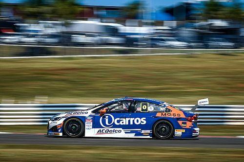 Stock Car: Frio recorde em Curitiba traz boas lembranças a Cacá Bueno