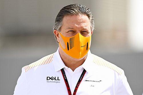 McLaren CEO Brown maakt op Spa alsnog opwachting in GT4 Series