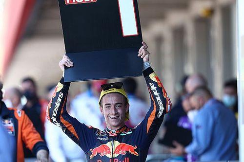 ¿Quién es Pedro Acosta? El joven piloto que brilla en Moto3