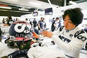 VIDEO: AlphaTauri deelt unieke beelden van F1-nieuwkomer Tsunoda