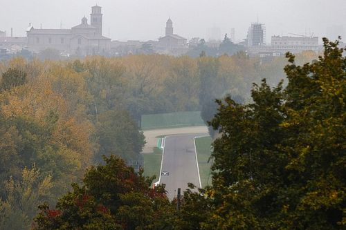 Update: So wird das Wetter beim Formel-1-Rennen in Imola!