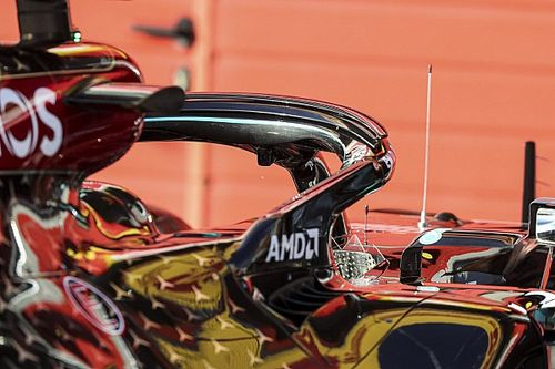¿Qué es el Halo de la Fórmula 1?
