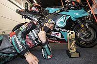 """Quartararo: """"Katalonya GP zaferi, hayatımın en iyi anıydı"""""""
