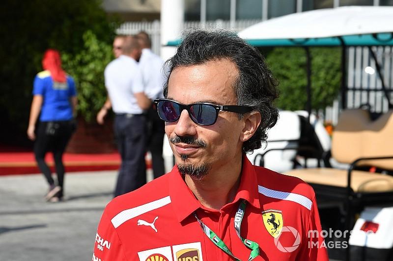 Ferrari confirme le rôle de directeur sportif pour Mekies