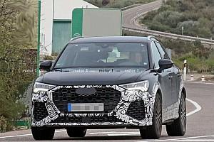 Audi почала тестувати новий кросовер RS Q3