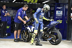 Rossi: Saya membuat kesalahan