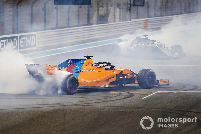 Stats - Hamilton, Vettel Alonso: As Marina!