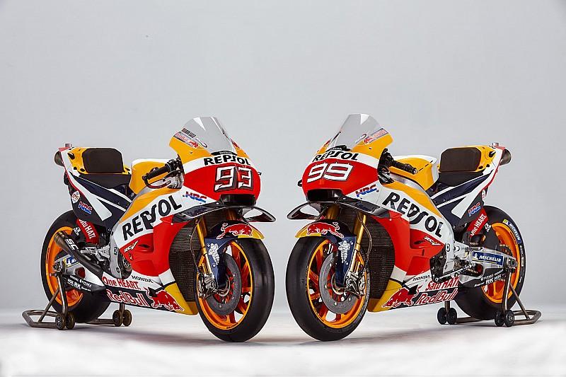 Fotogallery MotoGP: Honda rilascia le foto ufficiali del