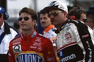 "Jeff Gordon: Rivalry with Earnhardt ""changed my life forever"""