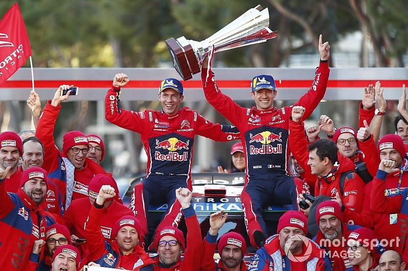 Citroen: 100 successi WRC nell'anno del centenario. Budar:
