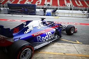 Cetak waktu tercepat bukan prioritas Toro Rosso