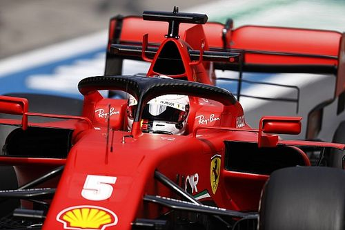 El patrocinador que desapareció de Ferrari