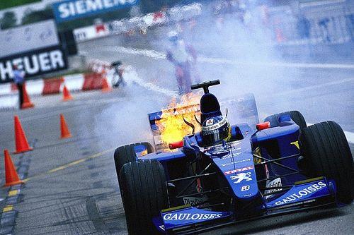 La voiture qui a entraîné l'agonie de Prost GP