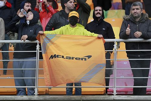 "Brown: ""Very flattering"" for McLaren to top F1 global fan survey"
