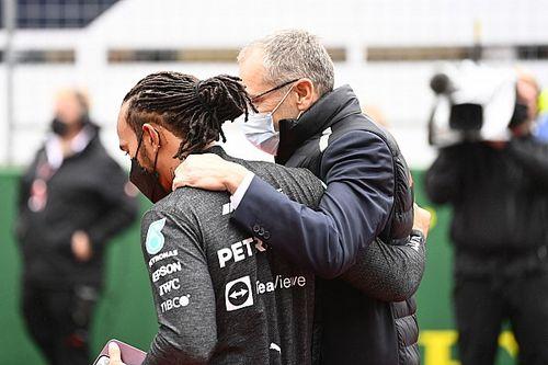 Domenicali: Meglepett, hogy nem Hamilton végzett a népszerűségi verseny 1. helyén