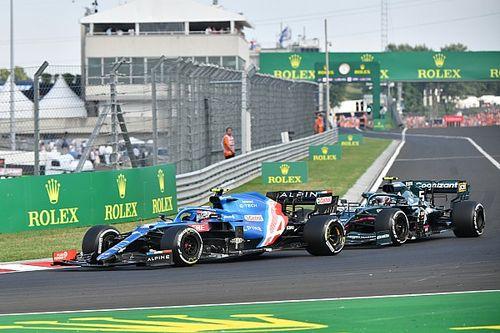 """Vettel, 2° posto amaro: """"Dispiaciuto, ero più veloce di Ocon"""""""